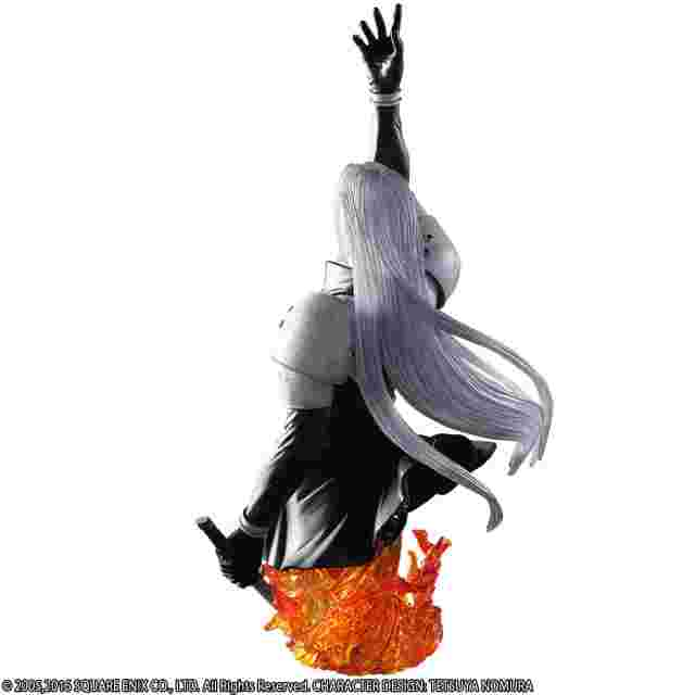 Screenshot for the game FINAL FANTASY VII STATIC ARTS BUST [Sephiroth]