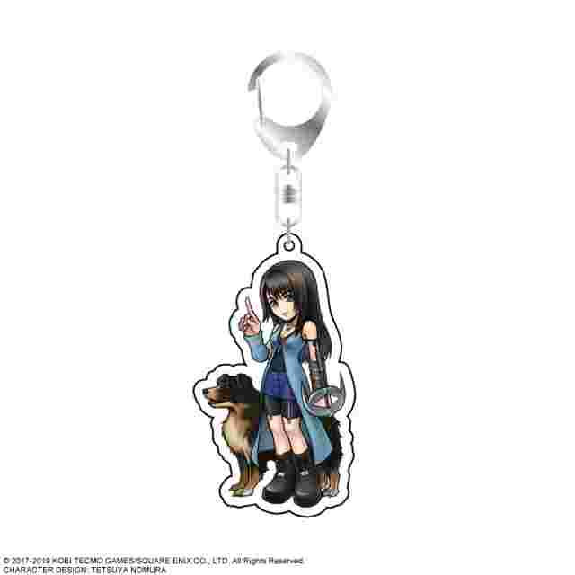Screenshot for the game DISSIDIA FINAL FANTASY ACRYLIC KEYCHAIN - RINOA HEARTILLY