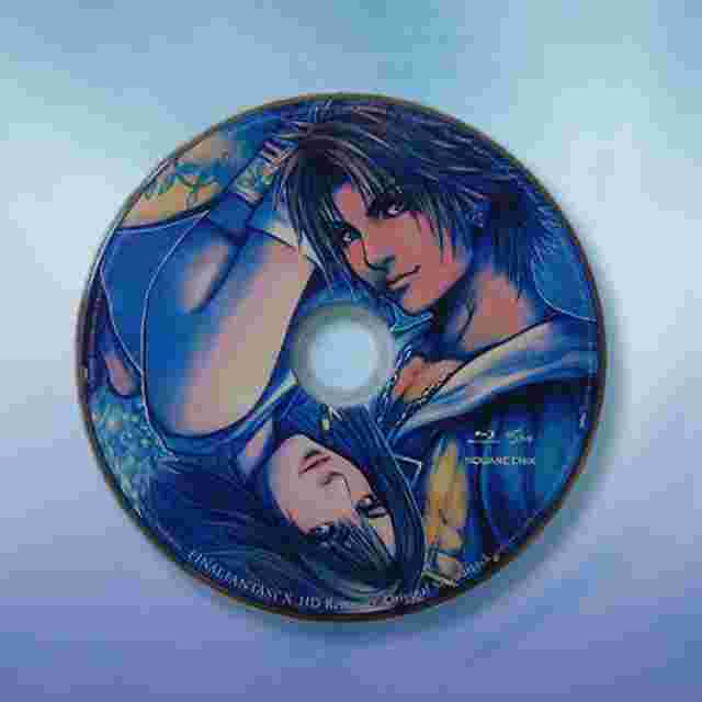 Screenshot for the game Final Fantasy X HD Re-master Original Soundtrack [Blu-ray] [Music Disc]