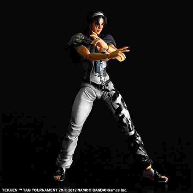 cattura di schermo del gioco TEKKEN TAG TOURNAMENT 2 Play Arts Kai [Jun Kazama]