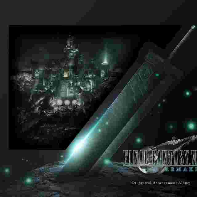 Captura de pantalla del juego FINAL FANTASY VII REMAKE ORCHESTRAL ARRANGEMENT ALBUM