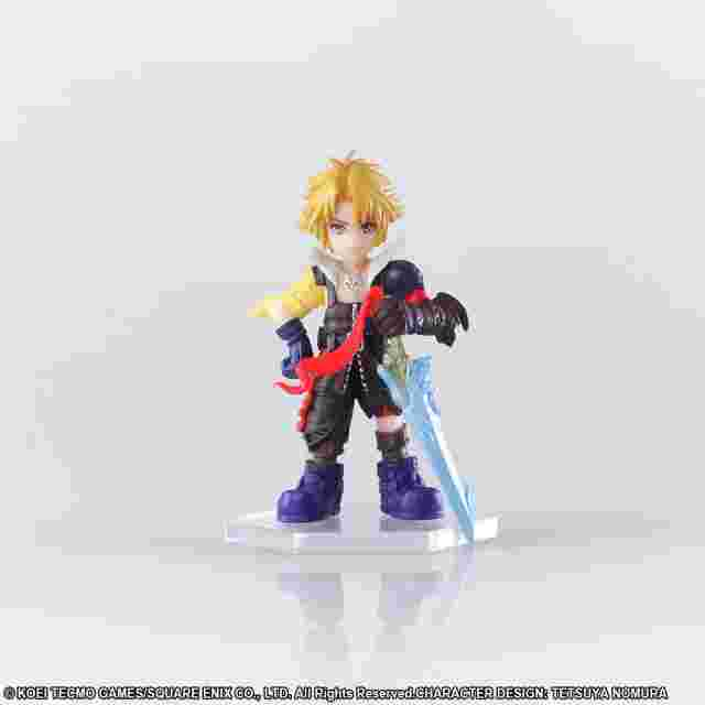 Screenshot for the game Dissidia Final Fantasy Opera Omnia Trading Arts (Box Set)