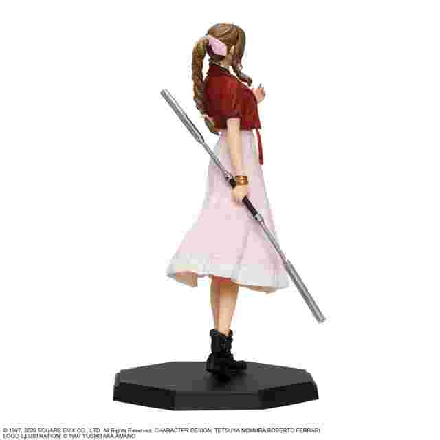 Screenshot for the game FINAL FANTASY VII REMAKE STATUETTE - AERITH GAINSBOROUGH