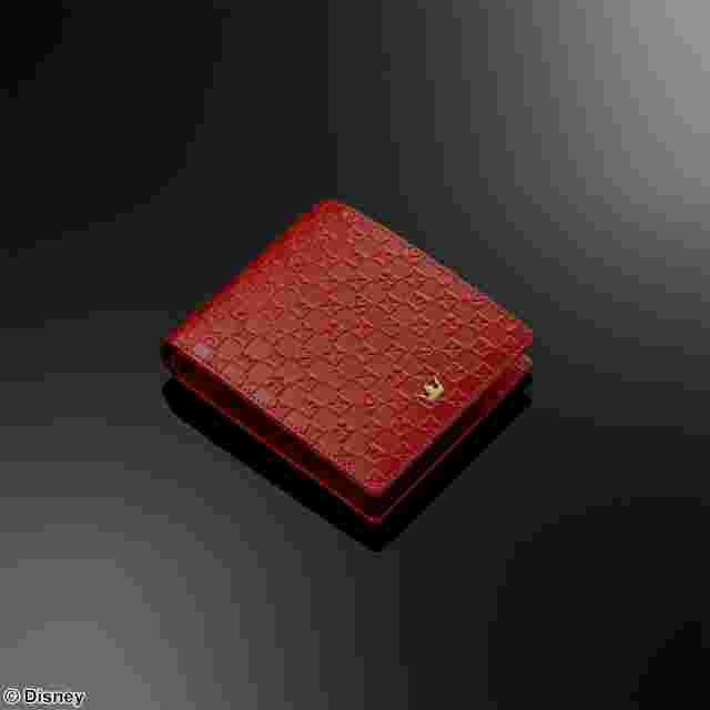 Screenshot for the game KINGDOM HEARTS BIFOLD WALLET - RED
