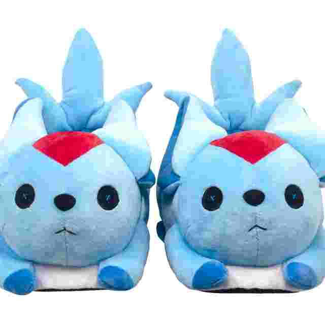 Screenshot for the game FINAL FANTASY XIV CARBUNCLE SLIPPERS