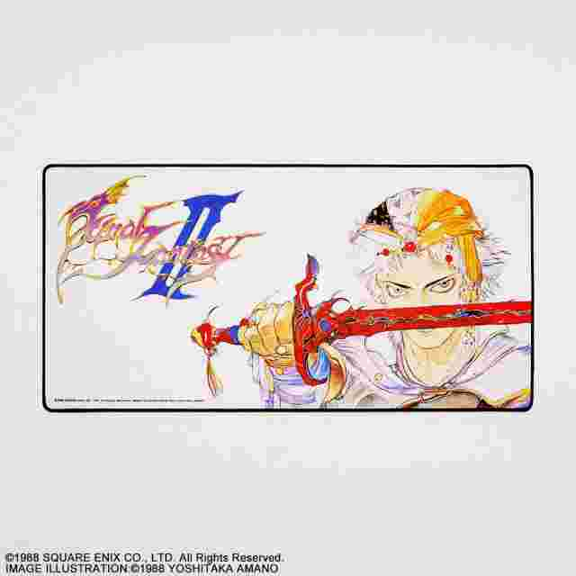 Screenshot for the game FINAL FANTASY II Gaming Mouse Pad