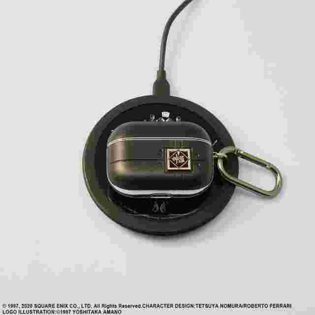Screenshot for the game FINAL FANTASY VII REMAKE WIRELESS CHARGING PAD - EMBLEM