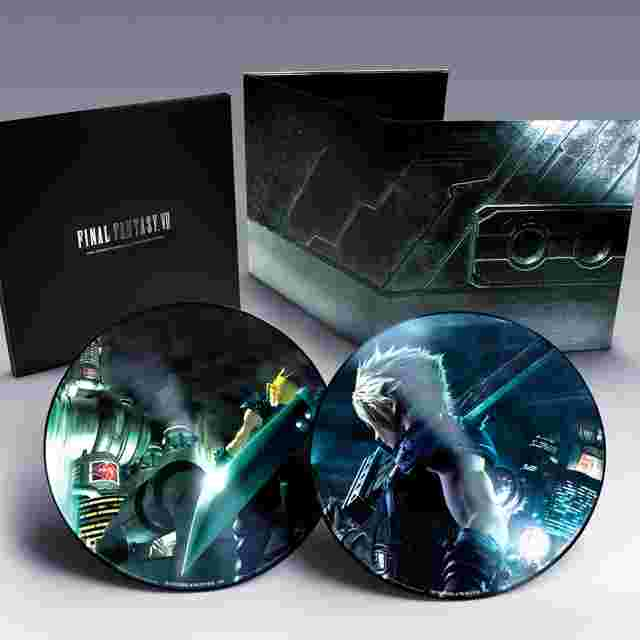 Screenshot for the game FINAL FANTASY® VII REMAKE AND FINAL FANTASY® VII [VINYL]