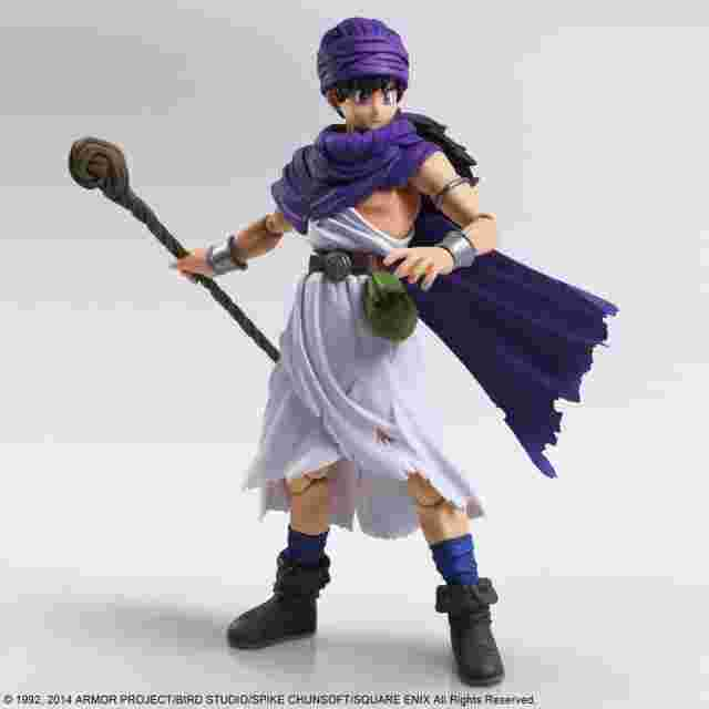 Screenshot for the game DRAGON QUEST®V: Hand of the Heavenly Bride™ BRING ARTS™ Hero SQUARE ENIX Limited Ver. [ACTION FIGURE]
