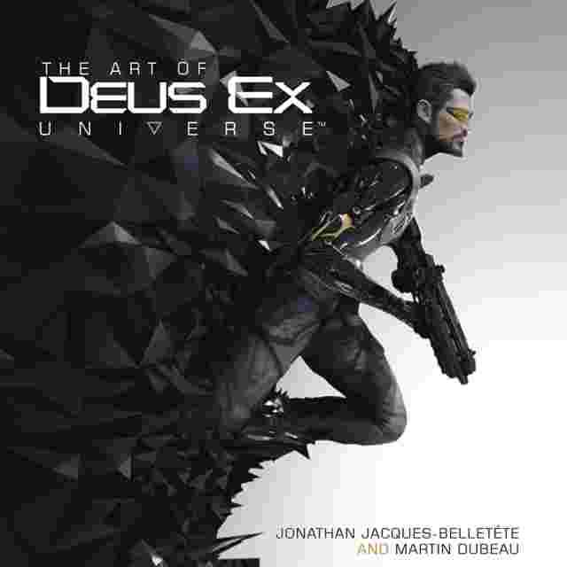 Screenshot for the game The Art of Deus Ex Universe [ARTBOOK]