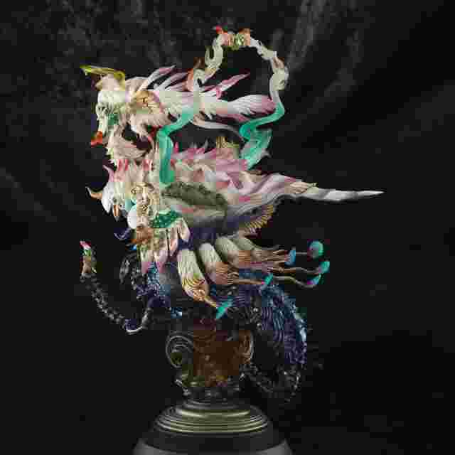 Screenshot for the game FINAL FANTASY XIV MEISTER QUALITY FIGURE – Ultima, the High Seraph