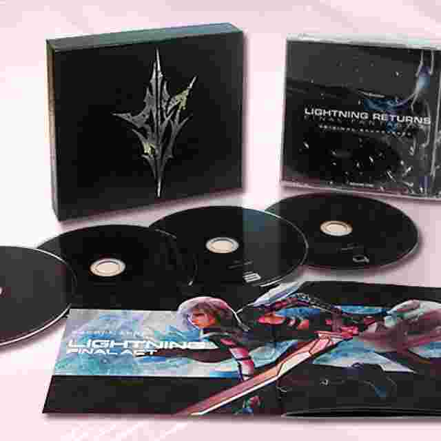 Screenshot des Spiels LIGHTNING RETURNS: FINAL FANTASY XIII Original Soundtrack [Music Disc]