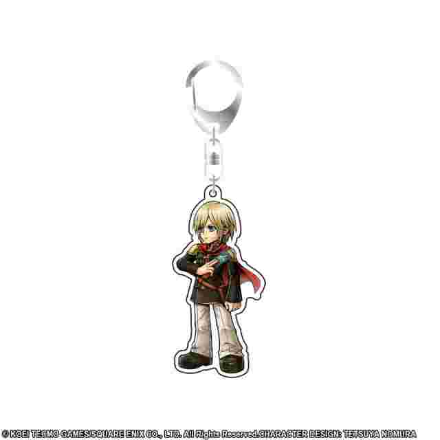 Screenshot for the game DISSIDIA FINAL FANTASY Acrylic Keychain Ace