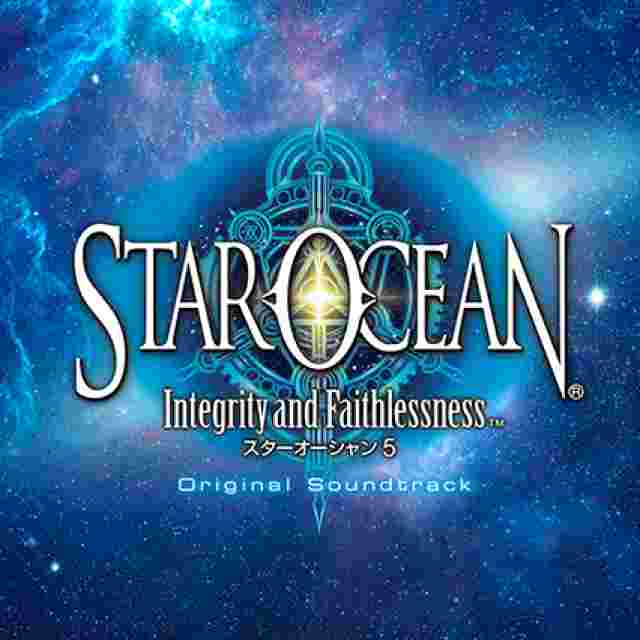 Screenshot for the game STAR OCEAN 5 -Integrity and Faithlessness- Original Soundtrack [CD]