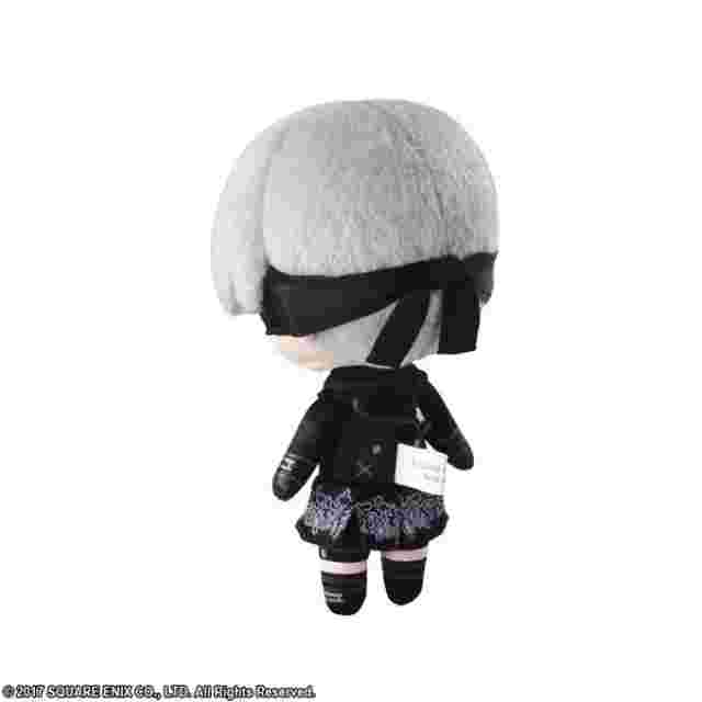 Captura de pantalla del juego NieR: Automata mini Plush -9S (YoRHa No.9 Type S)