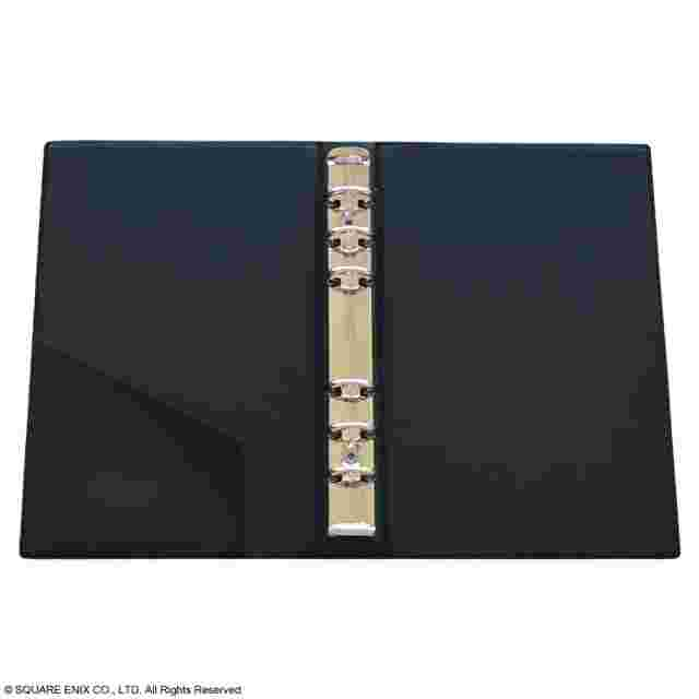 cattura di schermo del gioco FINAL FANTASY VII BUSINESS CARD BINDER - SHINRA
