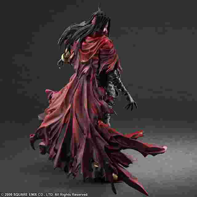 Screenshot for the game FINAL FANTASY VII DIRGE OF CERBERUS PLAY ARTS KAI – VINCENT