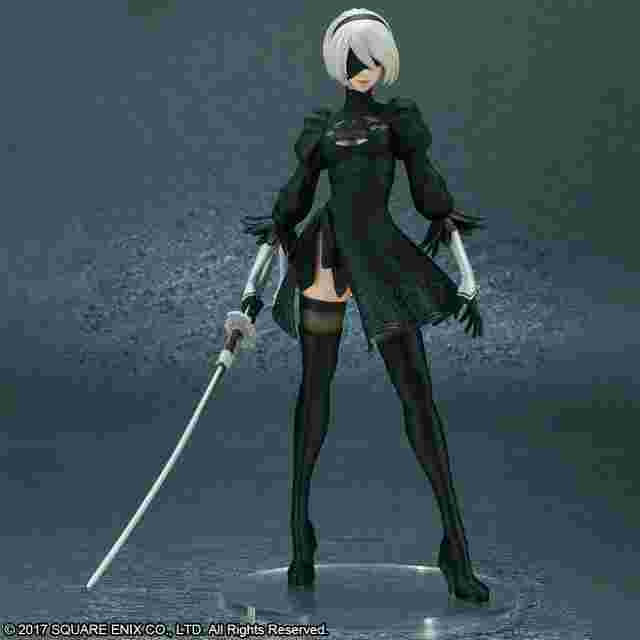 Screenshot for the game NIER:AUTOMATA® 2B (YORHA NO. 2 TYPE B) - BY FLARE