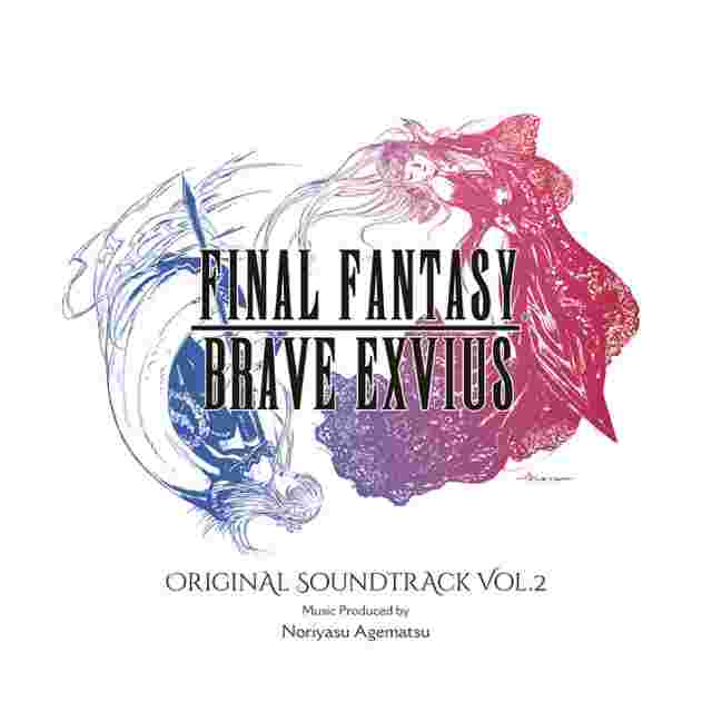 Screenshot for the game FINAL FANTASY BRAVE EXVIUS ORIGINAL SOUNDTRACK VOL.2