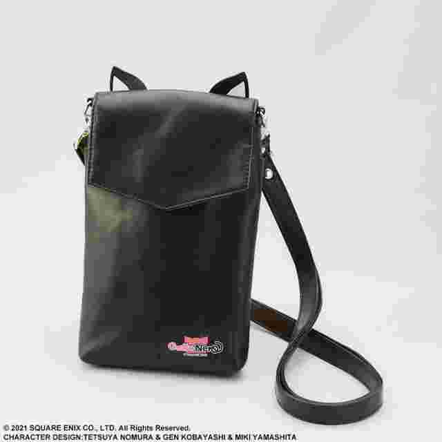 Screenshot for the game NEO: The World Ends with You Crossbody Pouch - MR. MEW