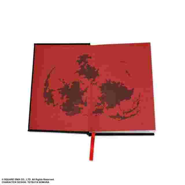 Screenshot des Spiels FINAL FANTASY VII HARD COVER NOTEBOOK - SHINRA