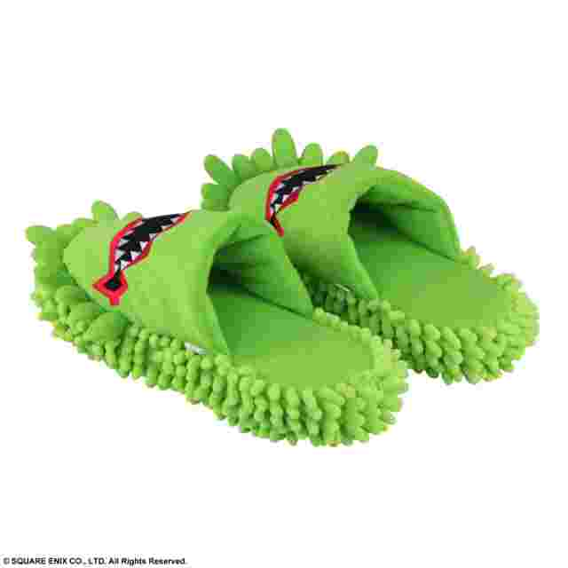 Captura de pantalla del juego FINAL FANTASY MOP SLIPPERS - MALBORO