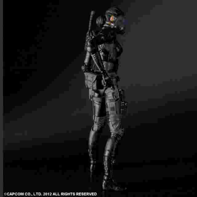 Screenshot des Spiels RESIDENT EVIL OPERATION RACCOON CITY Play Arts Kai [Lupo]