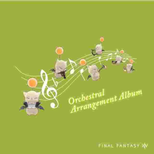 Screenshot for the game FINAL FANTASY XIV ORCHESTRAL ARRANGEMENT ALBUM