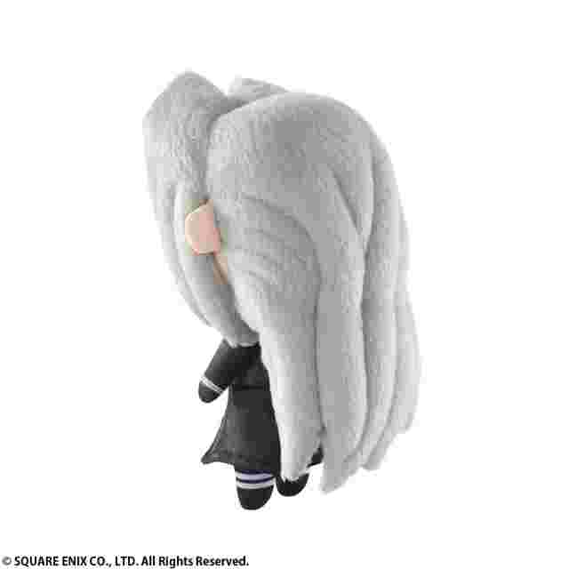 Capture d'écran du jeu FINAL FANTASY mini PLUSH: FINAL FANTASY VII SEPHIROTH