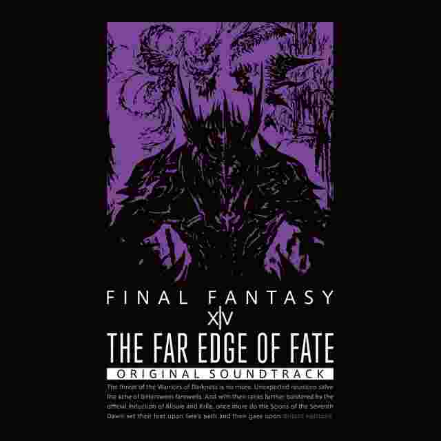 Captura de pantalla del juego THE FAR EDGE OF FATE: FINAL FANTASY XIV Original Soundtrack