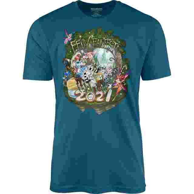 Screenshot for the game FINAL FANTASY XIV FAN FEST 2021 T-Shirt - WHIMSY (S)