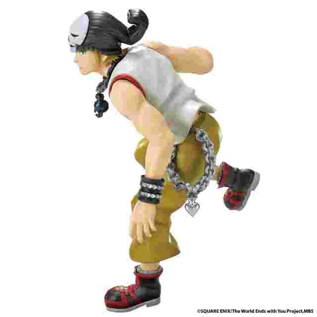Screenshot for the game The World Ends with You The Animation Figure - BEAT [FIGURE]