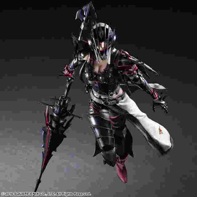 Screenshot des Spiels FINAL FANTASY XV: PLAY ARTS KAI - Aranea Highwind