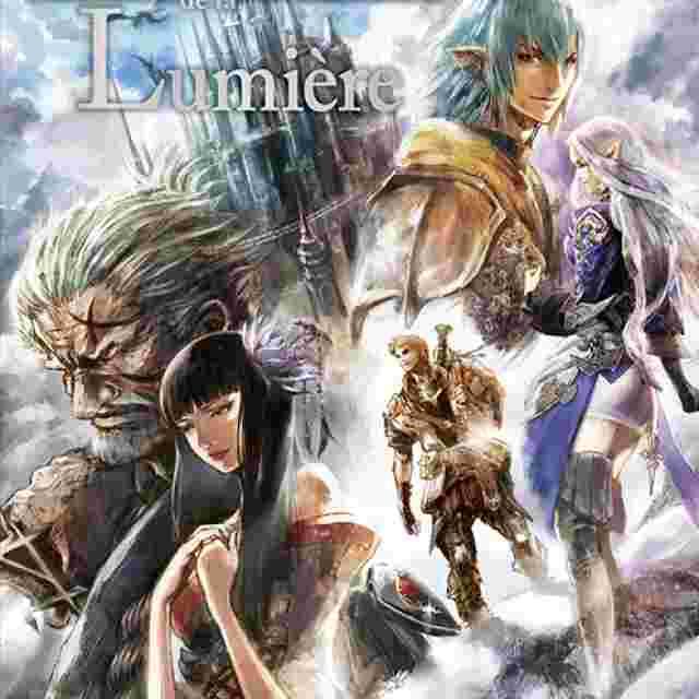 cattura di schermo del gioco FINAL FANTASY XIV: Chronicles of Light