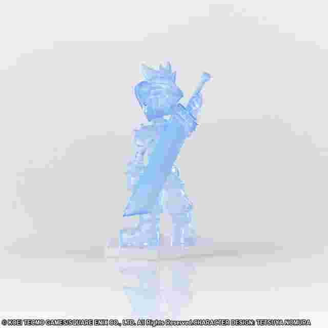 Captura de pantalla del juego Dissidia Final Fantasy Opera Omnia Trading Arts (Box Set)