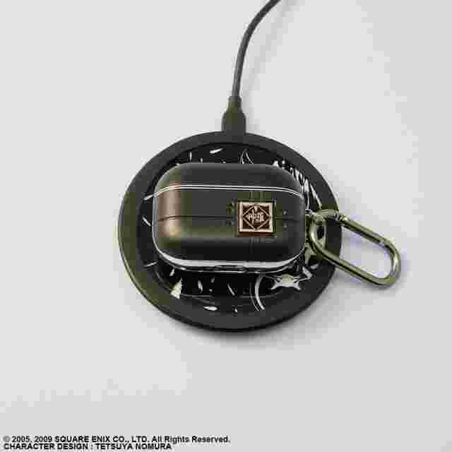 Screenshot for the game FINAL FANTASY VII ADVENT CHILDREN Wireless Charging Pad