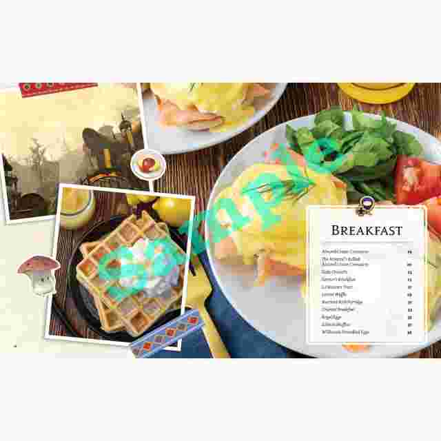 Screenshot for the game THE ULTIMATE FINAL FANTASY XIV COOKBOOK [BOOK]