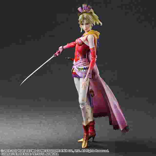 Capture d'écran du jeu DISSIDIA FINAL FANTASY PLAY ARTS KAI - Terra Branford