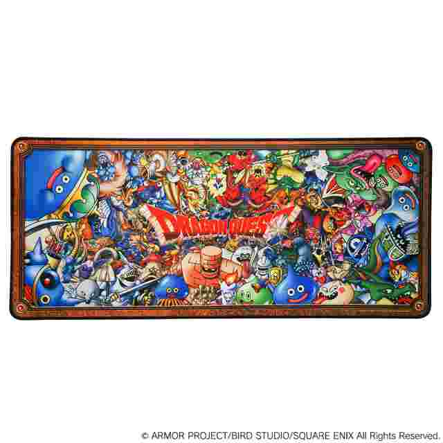 Screenshot for the game DRAGON QUEST Gaming Mouse Pad - An Army of Monsters Draws Near!