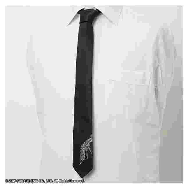 Screenshot for the game FINAL FANTASY VII ADVENT CHILDREN Sephiroth Necktie