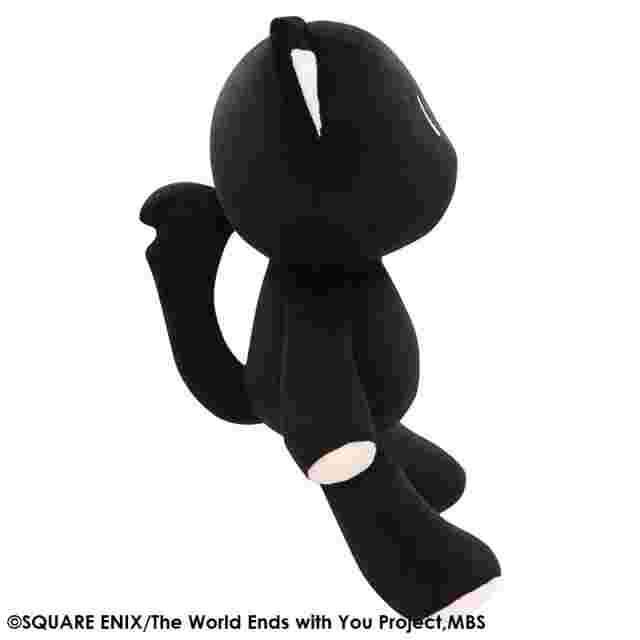 Screenshot for the game THE WORLD ENDS WITH YOU THE ANIMATION BIG PLUSH - MR. MEW