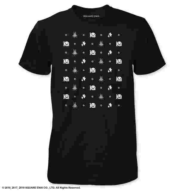 Screenshot for the game NieR: Theatrical Orchestra 12020 T-shirt–Many: L [Apparel]