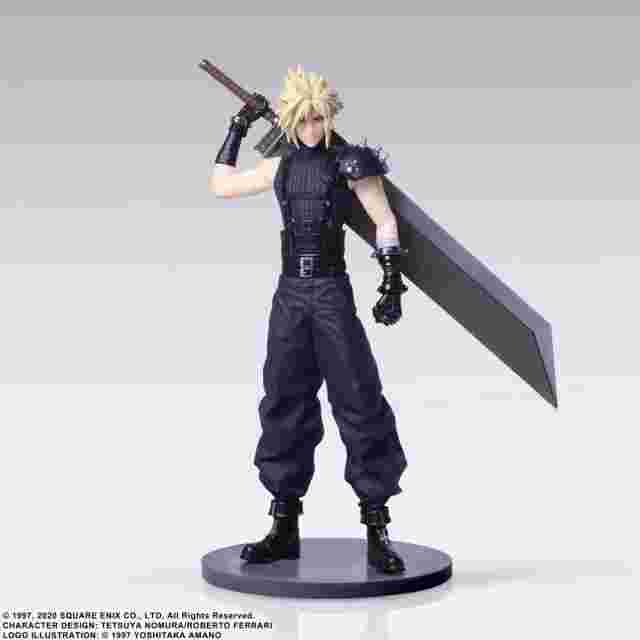 cattura di schermo del gioco FINAL FANTASY VII REMAKE TRADING ARTS - SET OF 5