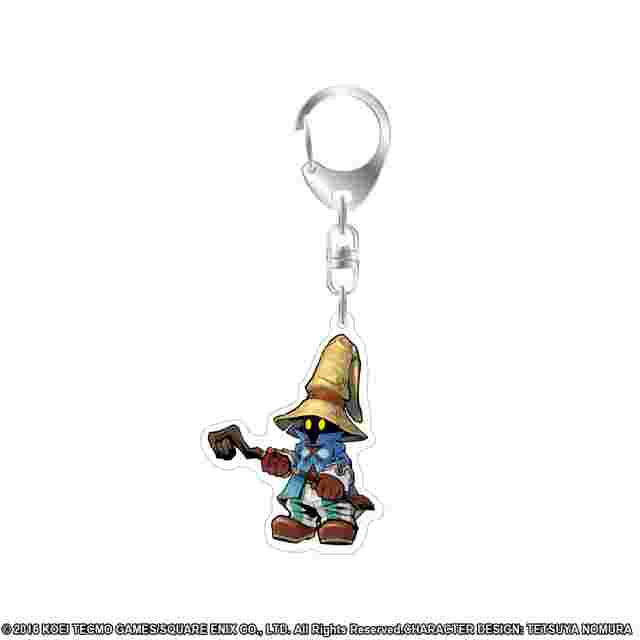 Screenshot for the game DISSIDIA FINAL FANTASY Acrylic Keychain Vivi