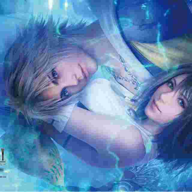 Screenshot des Spiels FINAL FANTASY TRADING CARD GAME PREMIUM QUALITY PLAY MAT – FINAL FANTASY X HD REMASTER - TIDUS/YUNA