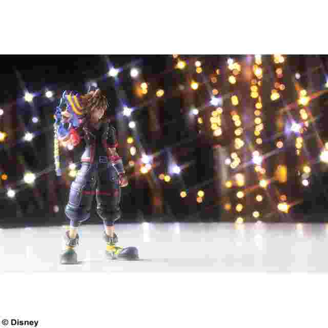 Screenshot for the game KINGDOM HEARTS III BRING ARTS SORA [ACTION FIGURE]