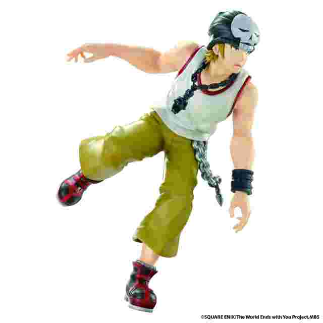 Screenshot for the game THE WORLD ENDS WITH YOU THE ANIMATION FIGURE - BEAT