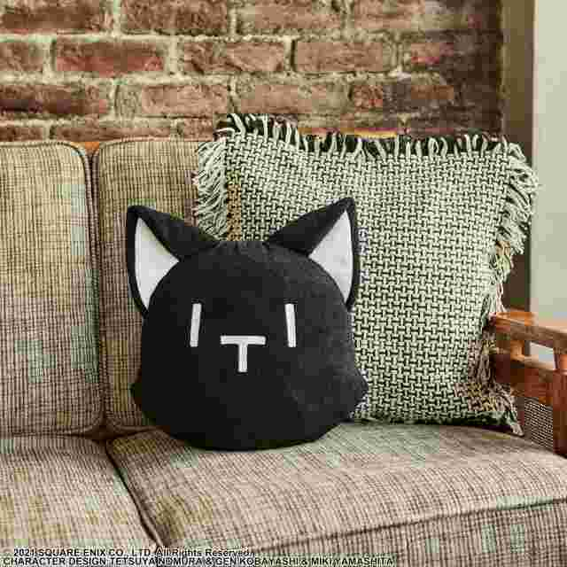 Screenshot des Spiels NEO: THE WORLD ENDS WITH YOU CUSHION - MR. MEW