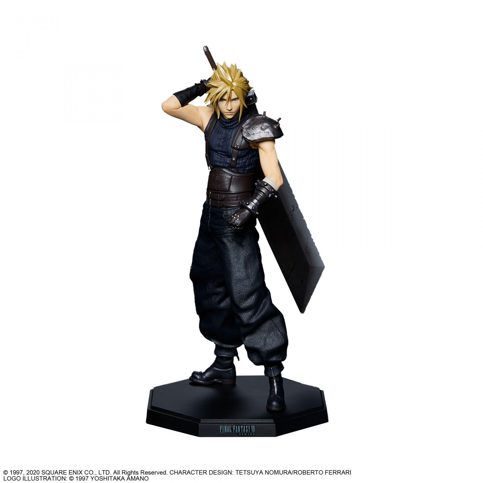 Square Enix Final Fantasy VII REMAKE Statuette Sephiroth