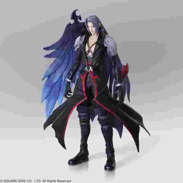 cattura di schermo del gioco FINAL FANTASY BRING ARTS SEPHIROTH ANOTHER FORM VARIANT SQUARE ENIX LIMITED VERSION